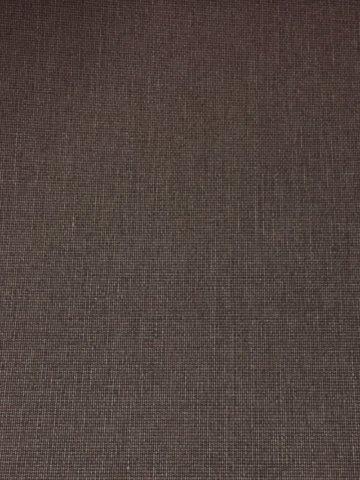 Donker bruin verduisterend rolgordijn op maat
