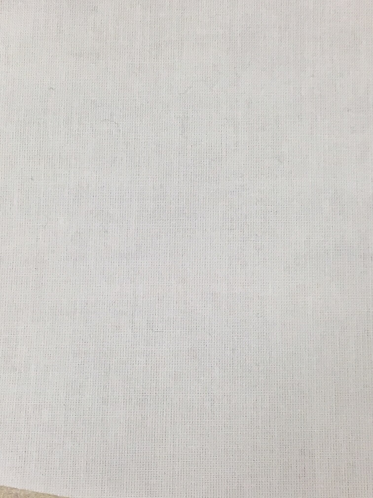 Rolgordijn op maat Transparant wit