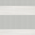 Licht grijs Nardo verduisterend duo rolgordijn op maat